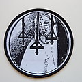Recluse - Patch - Recluse - The Black Famine woven patch