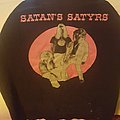 (In memory of) Satan's Satyrs -Black Souls Baseball t shirt M (rare one)