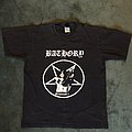 Bathory - TShirt or Longsleeve - Bathory - Quorthon+pentagram TS
