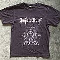 Inquisition - TShirt or Longsleeve - Inquisition - Invoking the Majestic Throne of Siamese Satan TS