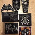Watain - Patch - Various patches