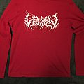 The Legion - logo LS (red) TShirt or Longsleeve
