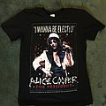 Alice Cooper Official Tour Shirt 2016 - TShirt or Longsleeve - Alice Cooper - For President (tour 2016) TS