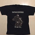 Abigor - TShirt or Longsleeve - Napalm Records - We Are Dark Napalm Knights. TS (XL)