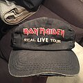 """Iron Maiden - Other Collectable - Iron Maiden """"Real Live One"""" official 1993 tour merch"""