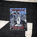 "Bathory ""Blood on Ice"" woven patch"