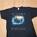 "In Flames ""Soundtrack to your escape"" T-Shirt XL"