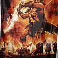 Amon Amarth Surtur Rising Flag