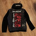 From Ashes Rise - Battle Jacket - Crust/d-beat Vest (Sewn in hoodie)