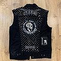Discharge - Battle Jacket - D Beat Vest