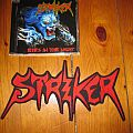 Striker logo-backpatch