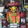 Slaughter - Battle Jacket - Evil battle jacket