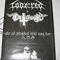 Bonus 2: Obvious bootleg DVD of a Deathhammer/Code:Red gig
