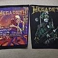 Megadeth - Patch - BP's for Ryan.ortiz14