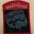 Motörhead for Koolg71 Patch