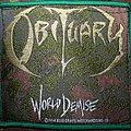 Obituary World Demise Patch