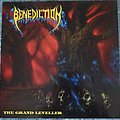 Benediction - The Grand Leveller  LP