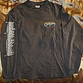 Obituary - The End Complete Longsleeve Tour Shirt