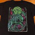 Rings of Saturn Xenomorph T Shirt