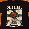Stormtroopers Of Death (SOD) T Shirt