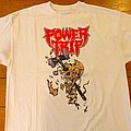 Power Trip Hammer Skull T Shirt