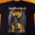 Lamb Of God North American 2018 Tour T Shirt