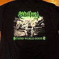 Sepultura Third World Posse T Shirt