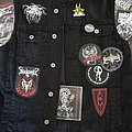 Front of battle jacket