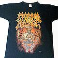 Morbid Angel - TShirt or Longsleeve - Morbid Angel - Metal Fest 2008 European Tour