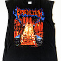 Benediction - TShirt or Longsleeve - Benediction - The Grotesque - World Violation Part II