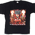 Napalm Death - TShirt or Longsleeve - Napalm Death - The Code is Red