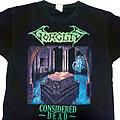 Gorguts - TShirt or Longsleeve - Gorguts - Considered Dead BOOTLEG