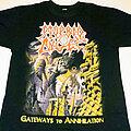 Morbid Angel - TShirt or Longsleeve - Morbid Angel - Gateway To Annihilation