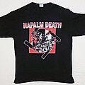 Napalm Death - TShirt or Longsleeve - Napalm Death - Nazi Punks Fuck Off