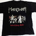 Manowar - TShirt or Longsleeve - Manowar - Into Glory Ride