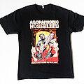 Agoraphobic Nosebleed - TShirt or Longsleeve - Agoraphobic Nosebleed - Texas Chainsaw