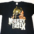 Misery Index - TShirt or Longsleeve - Misery Index - Dead Sam Walking Euro Tour 2008