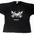 "Mayhem - TShirt or Longsleeve - Mayhem - Germania ""War Of Everything Tour"" Shirt 1998"