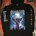 "Dissection ""Storm Of The Light's Bane"" Hooded Top Hooded Top"