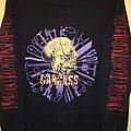 CARCASS Necroticism Descanting The Insalubrious US Tour 1992 L/S Shirt