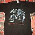 Sadus 'Swallowed In Black' T-Shirt