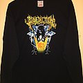 "Benediction ""Organized Chaos"" Long Sleeve Shirt"
