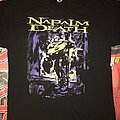 Napalm Death Tour Shirt