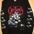 Obituary Pile Of Skulls L/S Shirt