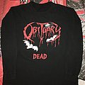 "Obituary ""Dead"" Long Sleeve Shirt"