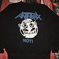"Anthrax ""Spreading the Disease World Tour 1986"" Sweatshirt"