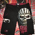 """Iron Maiden """"Book Of  Souls"""" Shorts"""