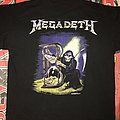 "Megadeth 'Countdown To Extinction"" Shirt"