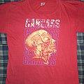 Carcass 'On Tour 1992' T-Shirt Red