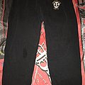 "Anthrax 1987 ""Among The Living Tour"" Sweatpants"